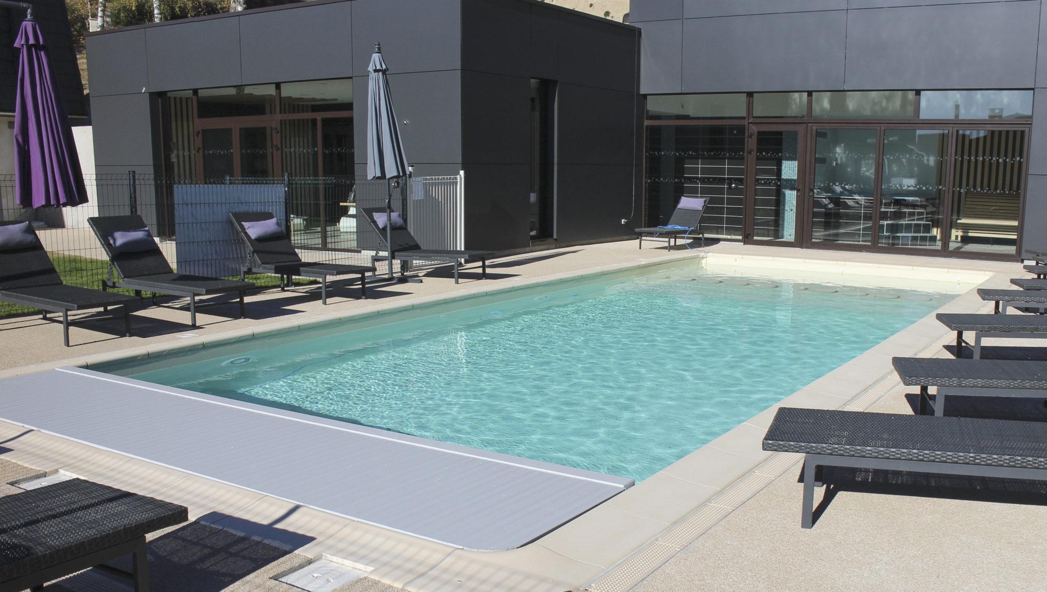 Spa & piscine Chez Camillou
